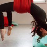 Bewegungskurse bei Emba: Aerial Yoga