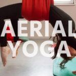 Akrobatik und Aerial Silk