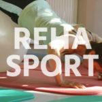 Reha-Sport dient der Krankheitsbewältigung und ergänzt die Behandlung.